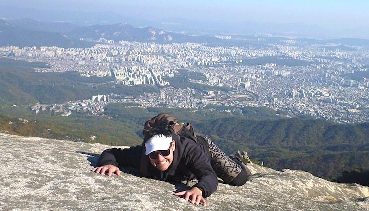 How To Climb Bukhansan The Closest Mountain To Seoul