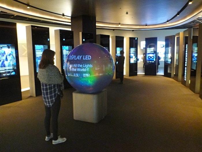 Como Visitar O Museu Gr 225 Tis Da Samsung Em Suwon Na Coreia