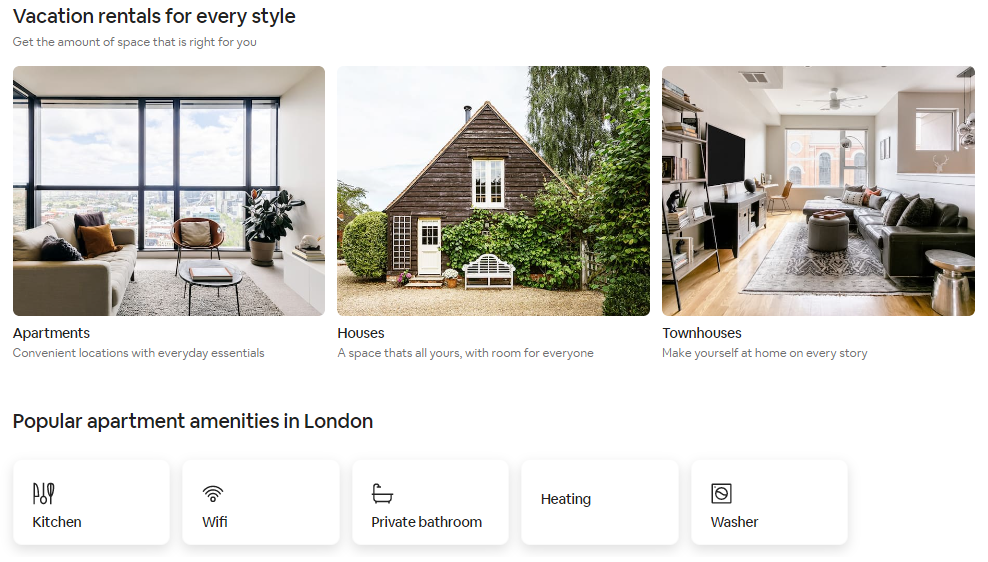 Best Websites to Find Long-Term Accommodation - Airbnb