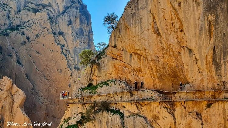 Caminito del Rey - Andalucia Hiking
