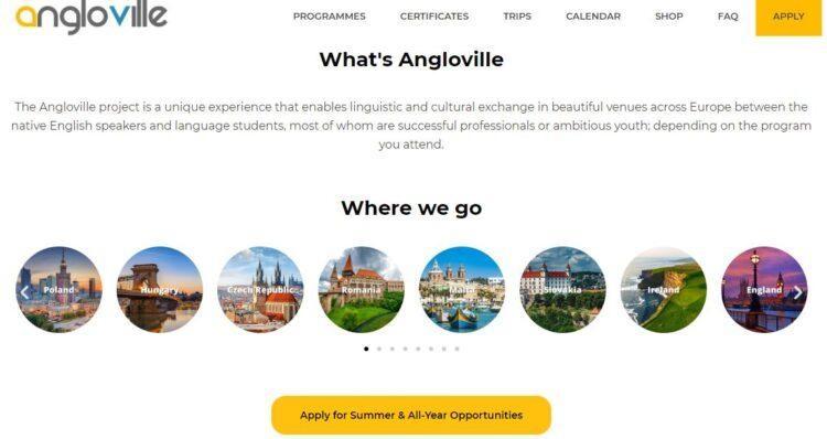 angloville volunteer