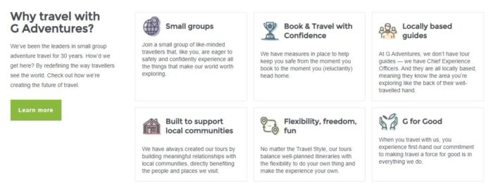The 3 Most Sustainable Tour & Excursion Companies in the World